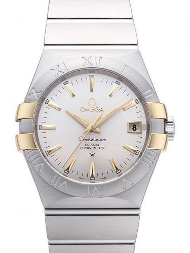 OMEGA Constellation Co-Axial 35mm Gents Watch 123.20.35.20.02.004